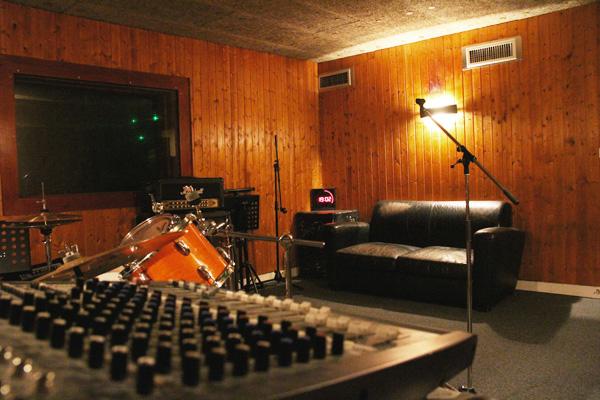 Salle 3 des studios de musique pour l'école Musique Live à sainte genevieve des bois